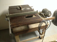 Delta Homecraft Table Saw