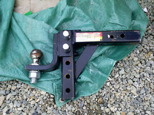 Haul Master Adjustable Hitch