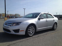 2010 Ford Fusion AWD SEL