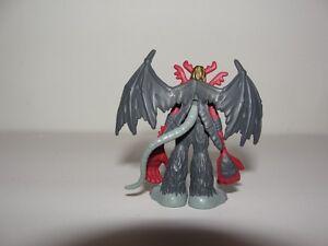 Digimon Mini Figure Toy Bandai Venom Myotismon Devil Bat--RARE Kingston Kingston Area image 2