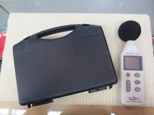 Reliablility Direct Sound Level Meter