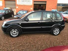 2006(56) Ford Fusion 1.4 Zetec Climate Black, 5dr Hatch, **ANY PX WELCOME**