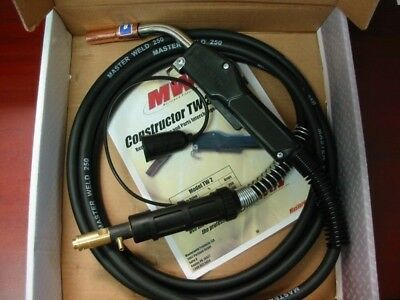 Masterweld Mig Gun Replacement For Lincoln Ln7925  15 250a - Made In Usa