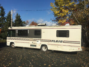 1993 32ft Motorhome RV, Chev chassis