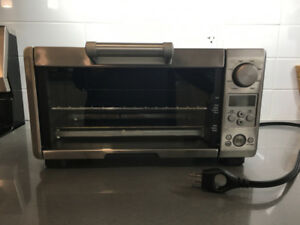 Breville Mini Smart Oven toaster oven -- BOV450XL -- perfect!