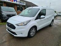 2019 Ford Transit Connect 1.5 EcoBlue 120ps Limited Van Powershift AUTO Panel Va
