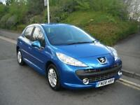 2008 Peugeot 207 1.4 m:play 5dr