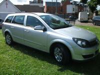 Vauxhall/Opel Astra 1.8i 16v auto 2005.5MY Club auto