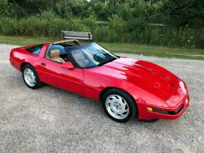 1992 Corvette Z07 Package