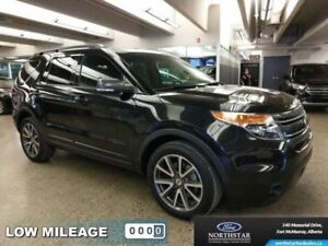 2015 Ford Explorer XLT|Rem Start|Nav|Dual Panel Moonroof|Appeara