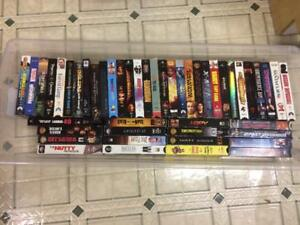 58 VHS Tapes