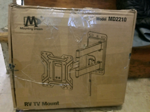 Mounting Dream TV Wall Mount for 17-39 Inch Flat Screen TV