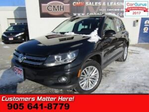 2016 Volkswagen Tiguan Special Edition  AWD, CAMERA, HEATED SEAT