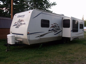 2005 29' Cougar Trailer For sale or Trade for Camper. Prince George British Columbia image 1