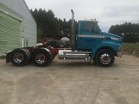 Heavy spec sterling  tandem tractor