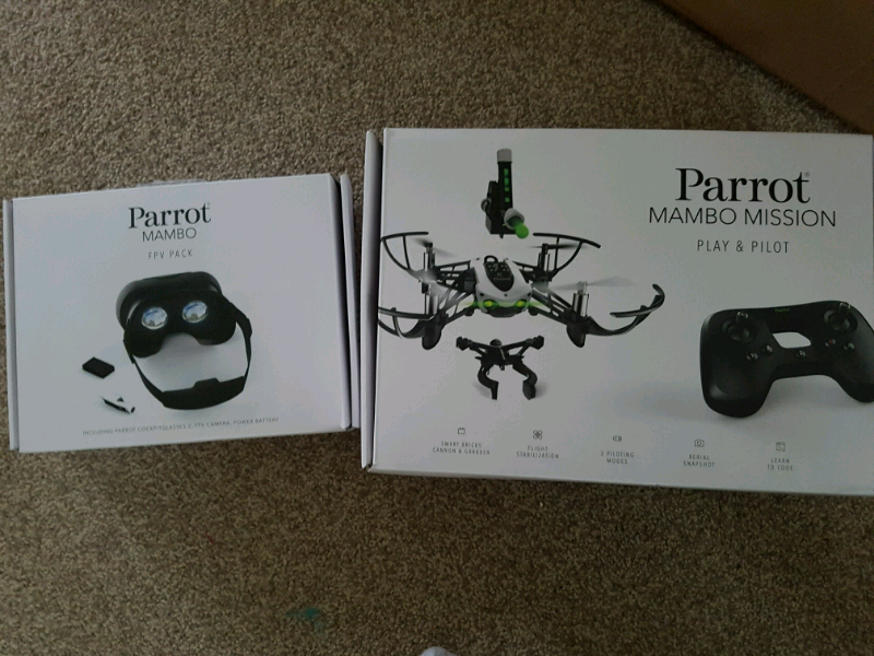 PARROT MAMBO DRONE RRP £199 | in South Shields, Tyne and Wear | Gumtree