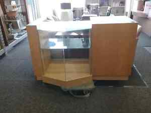 Display cabinet/counter