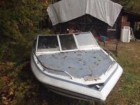 17 ft boat needs motor
