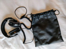 Sennheiser HD215 headphones
