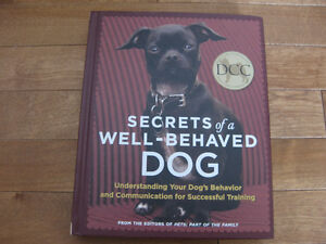 NEW BOOK: THE WELL-MANNERED DOG
