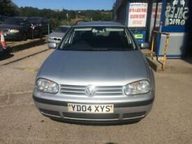 Volkswagen Golf 1.9SDI E ESTATE - 2004 04-REG - SHORT MOT