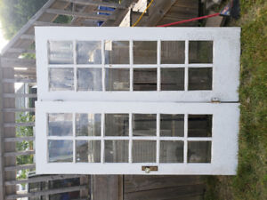 French and interior doors - Free
