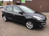 2012 Renault Scenic 1.5dCi 110bhp FAP I - Music Black 5 Door 67398mls MOT May 20