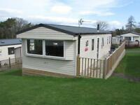 Willerby Caledonia 35ft by 12ft 2016 sited Causey Hill Holiday Park Hexham
