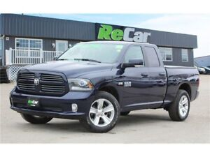 2016 RAM 1500 Sport REDUCED | HEATED SEATS | BACKUP CAM