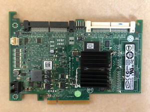 Dell Perc 6i raid controller with sas cables for r710 backplane