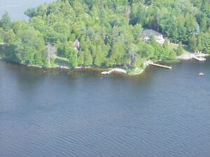 Clean & Bright Beaver Lake Cottage for Rent - $800 & up