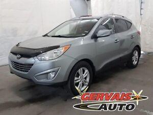 Hyundai Tucson GLS AWD Cuir/Tisssus MAGS 2011