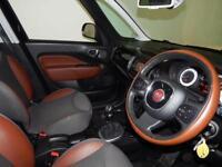 2014 14 FIAT 500L 1.6 MULTIJET TREKKING 5D 105 BHP DIESEL