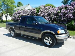 2003 Ford F-150 Ext-Cab S/B 4x4 XTR @1041 Marion st::