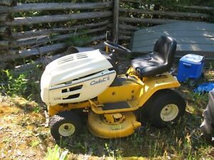 david brown tractor and blower and blade cub cadet mower fishing