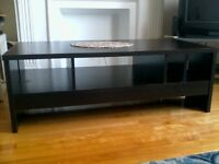 Brault & Martineau Coffee table ,Dark chocolate brown in colour
