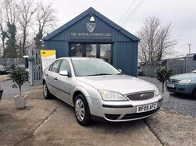 Ford Mondeo 1.8I LX (silver) 2005