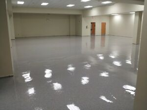 Epoxy and Performance Floor Coating Design and Installation London Ontario image 8