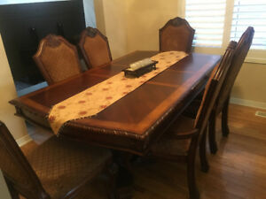 Dinning Table for sale $500. Moving Sale