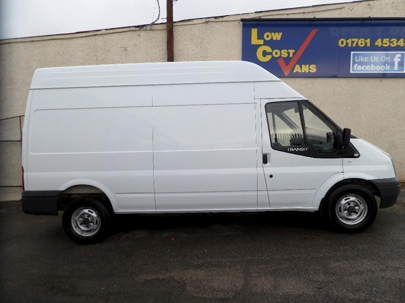 Ford Transit 350 RWD 140 Lwb High Roof 2.4