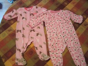 Girls Fall/Winter Clothing Size 6-9 months