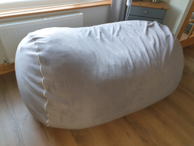 Super Giant Memory Foam Bean Bag In Sudbury Suffolk Gumtree Pabps2019 Chair Design Images Pabps2019Com