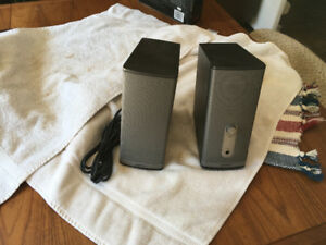 BOSE COMPANION 2 SERIES SPEAKERS FOR COMPUTER