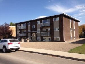 Large 2 bedroom TOP floor suite for rent- Avail Sept 1