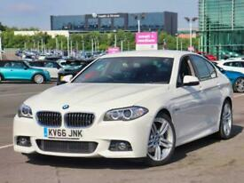 image for 2016 BMW 5 Series Bmw 5 520d 2.0 M Sport 4dr Auto Plus Pack Pro Nav Sun Protecti
