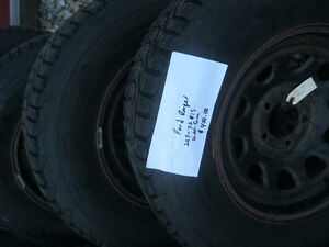 Ford Ranger Snow Tires