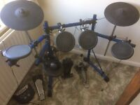 Roland TD6K electronic drums with upgrades!