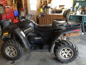 CanAm outlander xt 800r located in Hinton **REDUCED $6000