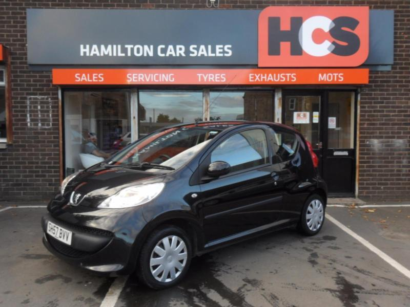 Peugeot 107 1.0 12v Urban - 1 Year MOT, Warranty & AA Cover included