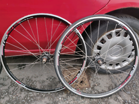 Single speed/ track bike wheelset